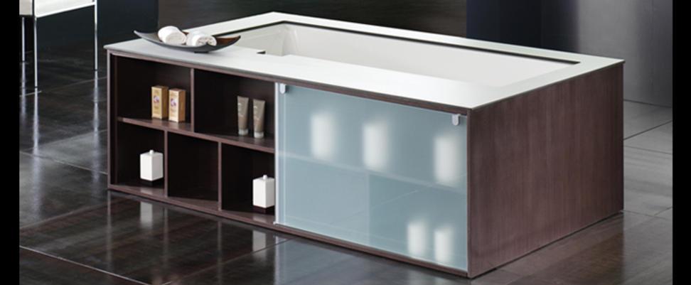 Mueble Habitat para bañera Jazz de Baños10  Bañeras  Baños y