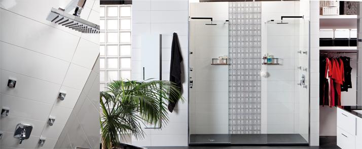 Baño Relajante Ducha:Sistema de ducha con jets – Grup Gamma